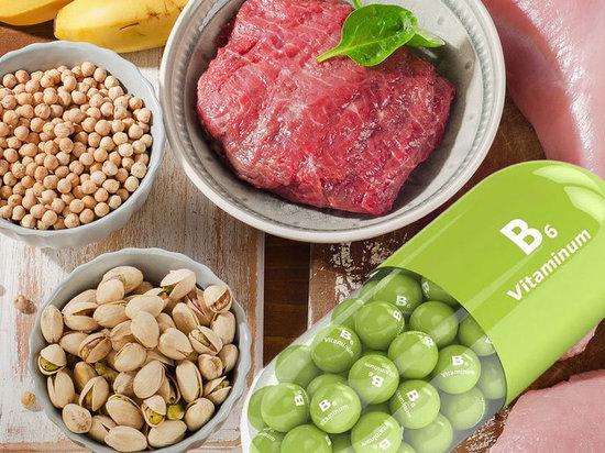 Названы продукты от дефицита витамина В6