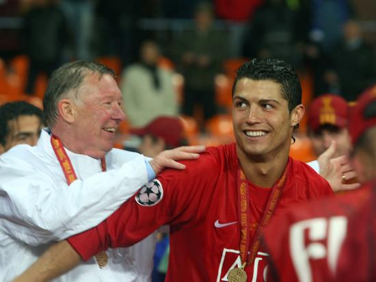 """Роналду вернулся в """"Манчестер Юнайтед"""" после вмешательства Алекса Фергюсона"""