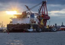 До завершения проекта Nord Stream-2 остаются последние километры прокладки трубы