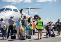 Самолет из Калининграда в Пскове вылетел в 21 вечера вместо 5 утра