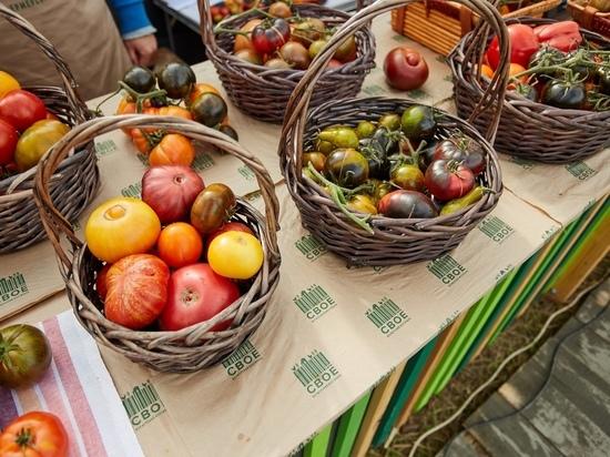 В последние выходные лета Курск встречает фестиваль фермерской еды «Своё»