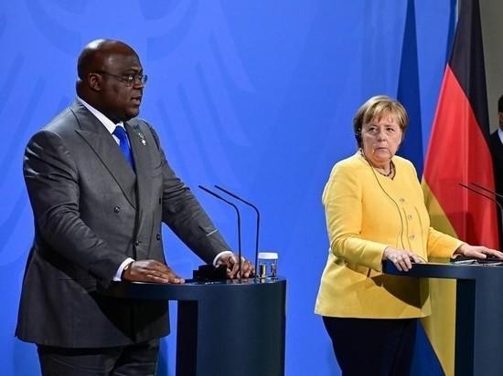 Германия удвоит поставки вакцины от коронавируса в Африку