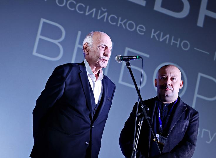 44-летнего Алексея Германа наградили за вклад в киноискусство