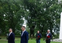 Память героев Великой Отечественной почтили в Усвятах