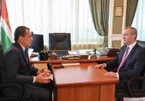 Калужская и Белгородская области начнут сотрудничать в сфере здравоохранения
