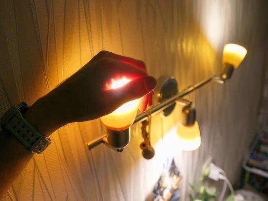 На пяти улицах Астрахани 29 августа отключат свет