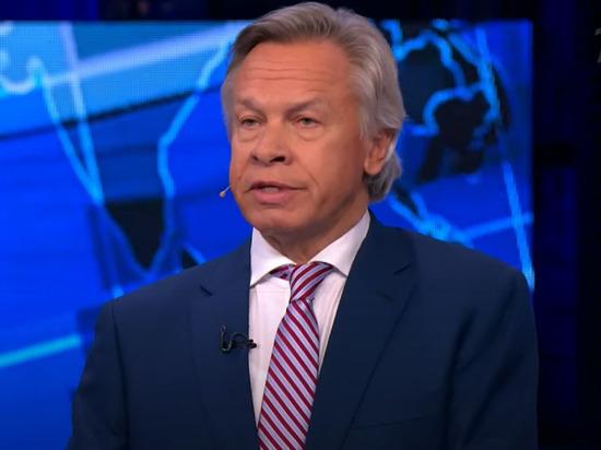 Пушков заявил о полном отсутствии у Украины шансов на вступление в НАТО и ЕС