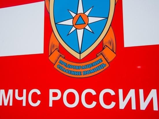 В пожаре на севере Волгограда пострадал человек