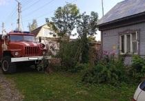Под Калугой мужчина обгорел из-за вспышки газовоздушной смеси в доме