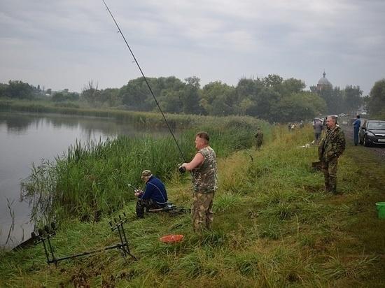 Курские ветераны МЧС стали чемпионами «Динамовской» рыбалки