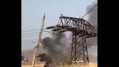 Последствия нового взрыва в Кабуле сняли на видео