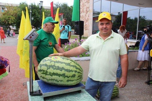XIII арбузный фестиваль провели на севере Волгоградской области, фото-2