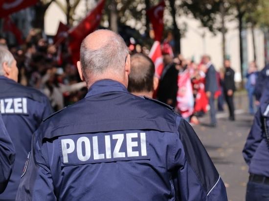 Германия: Протест в Берлине