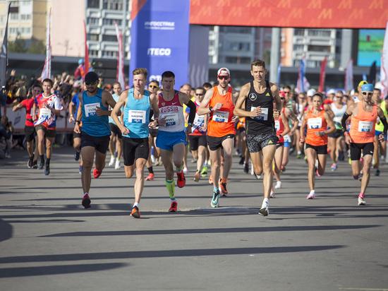 Впервые за последние 12 лет в Нижнем прошел забег на классическую марафонскую дистанцию