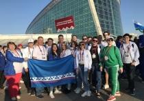 Первое для региона золото: весь комплект наград нацфинала WorldSkills-2021 завоевали участники из Ямала