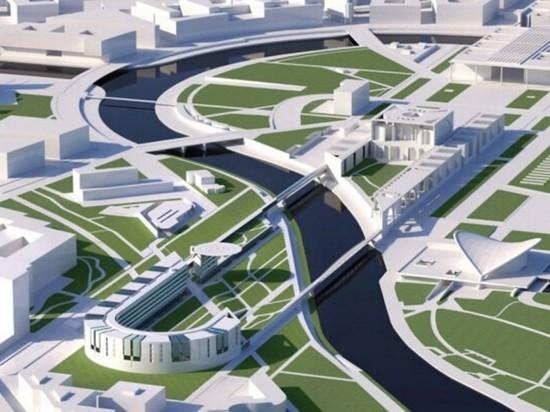 Германия: Резиденцию канцлера ФРГ расширят