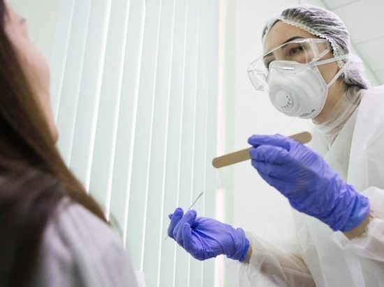 Коронавирусная инфекция в Курской области подтвердилась еще у 170 местных жителей