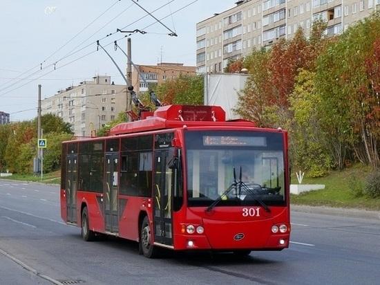 Общественный транспорт Мурманска переходит на осеннее расписание
