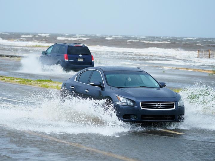 Ураган «Ида» изменил течение реки Миссисипи