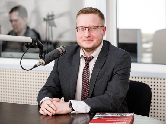 Директор псковского госархива Валерий Кузьмин покинул должность