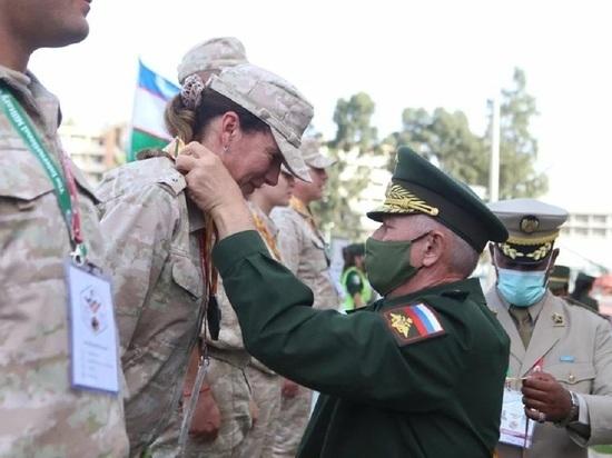 В Алжире завершились соревнования военных кинологов