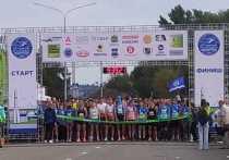 С дистанции 21 км на Космическом марафоне в Калуге внезапно пропали 800 метров