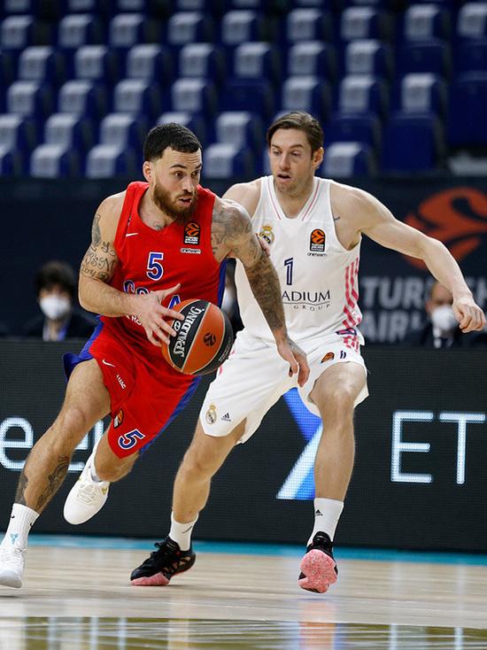 Майк Джеймс неплохо смотрелся в НБА: зачем он грозится завершить карьеру в ЦСКА