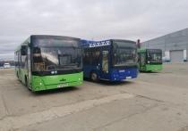 По зимнему расписанию с 1 сентября будут курсировать автобусы Салехарда