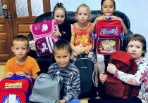Рюкзаки и канцелярка: северяне скинулись на школьные принадлежности детям из нуждающихся семей Ямала