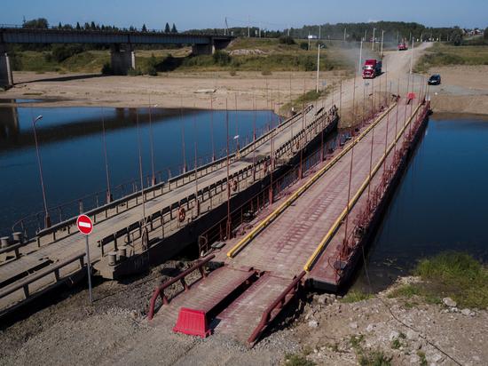 Почти 300 млн рублей выделили Томской области из Москвы на новый мост через Яю