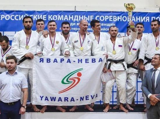 Челябинский дзюдоист завоевал золото на клубном чемпионате России