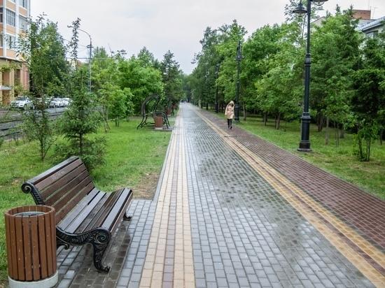 Школьники Томска 1 сентября пойдут на занятия под зонтами