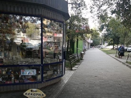 Незаконную торговлю продуктами прикрыли на ул. Полтавской