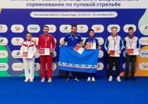 Чемпионами на всероссийских соревнованиях стали стрелки из Ямала