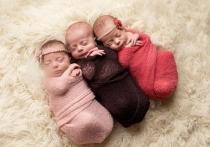 За семь месяцев этого года на Кубани родились почти 34 тысячи малышей