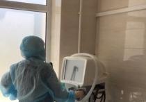 Врач-хирург Крымской ЦРБ рассказал, как лечат больных ковидом пациентов