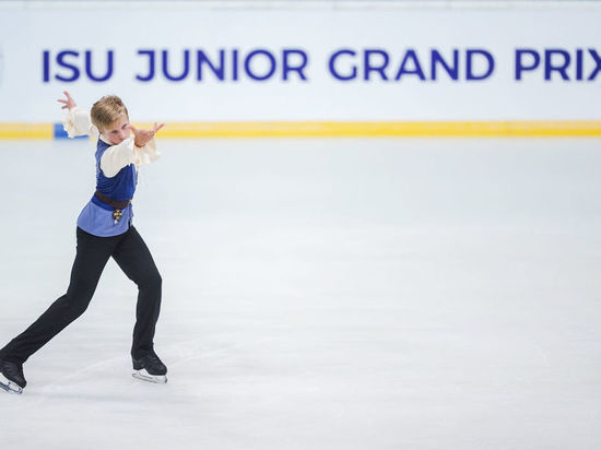 Гран-при в Кошице: российские юниоры впервые за год покажут себя