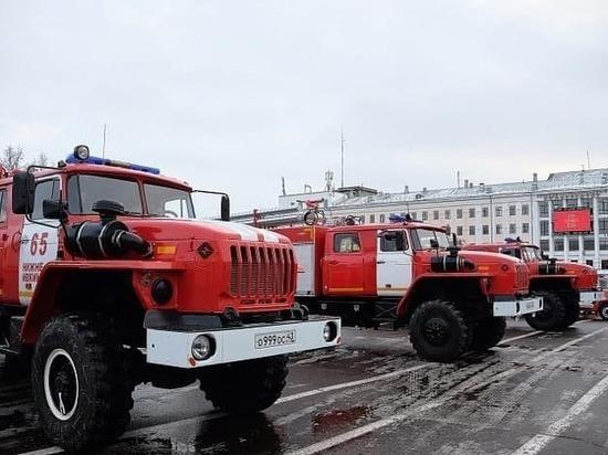 В Кировской области построят пожарную часть
