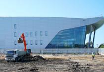 Согласно проекту новый терминал войдет в единый аэровокзальный комплекс и будет интегрирован с действующим зданием пассажирского терминала
