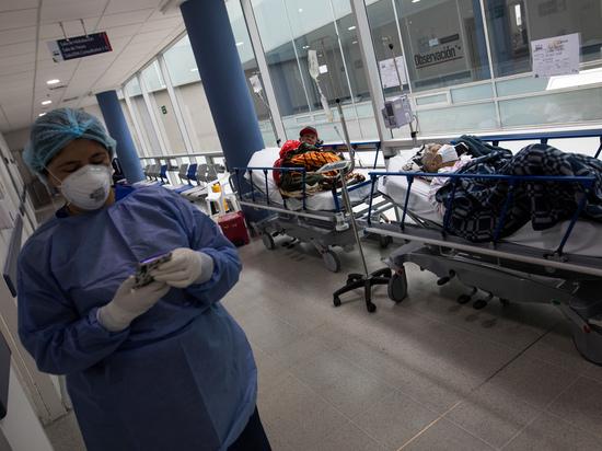 В ВОЗ обеспокоились новым коронавирусом «Мю» из Колумбии