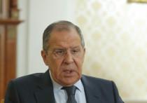 Лавров приветствовал заявление Байдена о невмешательстве в дела стран