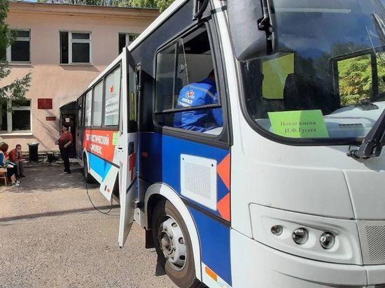 Около 45 тысяч жителей Нижегородской области обследовалось в «Поездах здоровья»