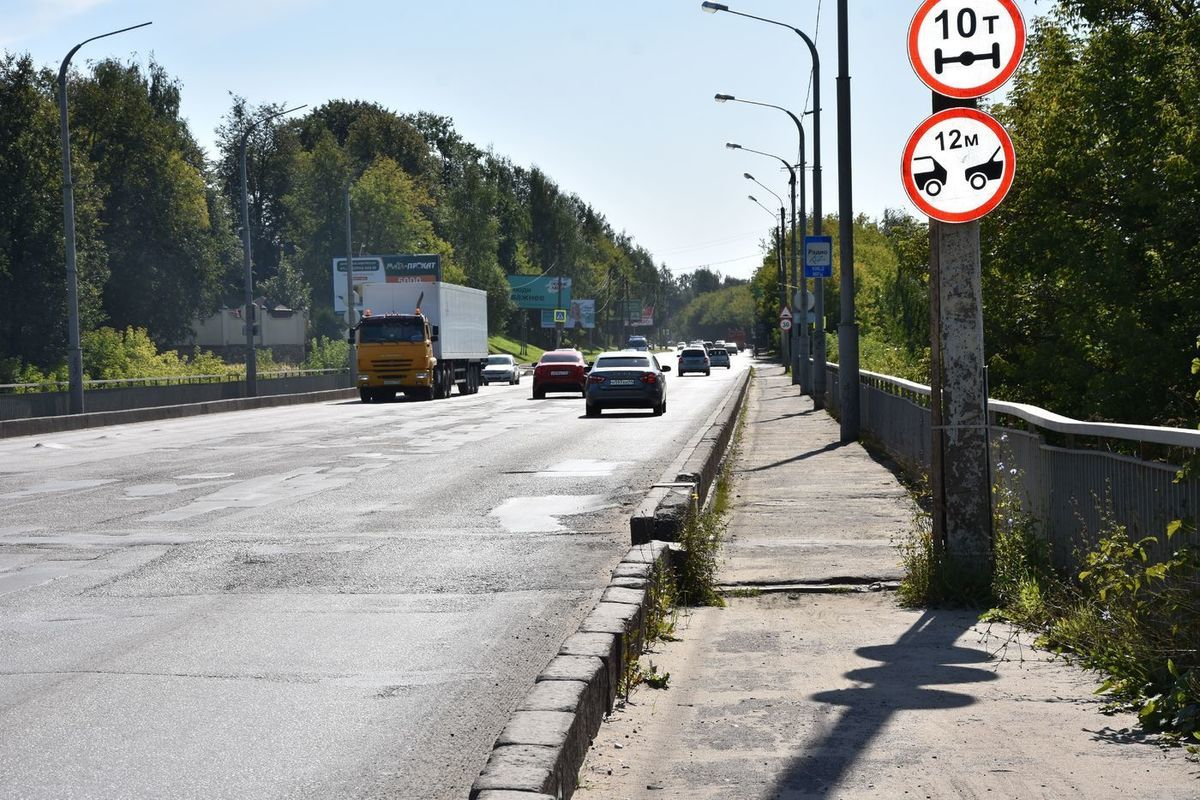 Кострома получит федеральные деньги на ремонт моста и путепровода