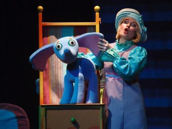 Петербургский кукольный театр покажет три спектакля в Пскове