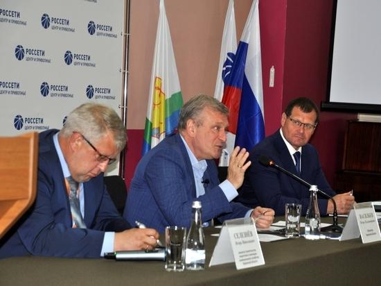 Губернатор Игорь Васильев посетил Кировский учебный центр «Энергетик»