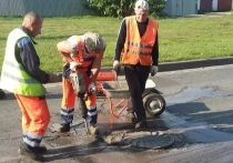 Коммунальные и дорожные службы Серпухова работают круглосуточно
