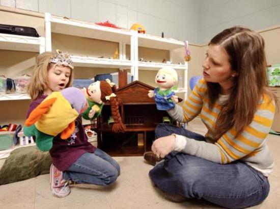 Описаны случаи лечения детей при помощи игры