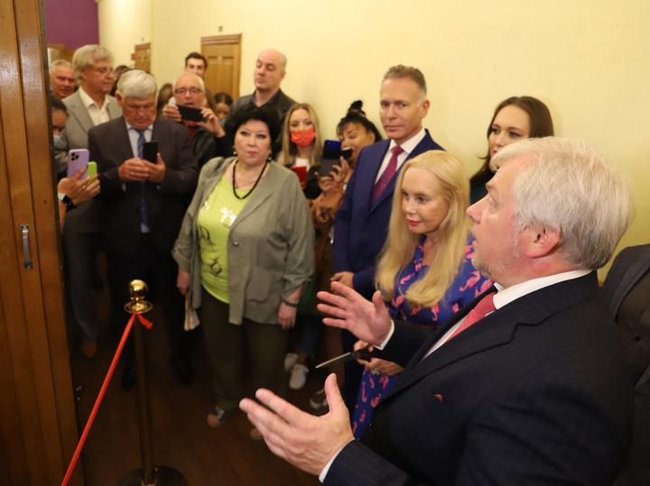 В Москве открылся первый музей Иосифа Кобзона