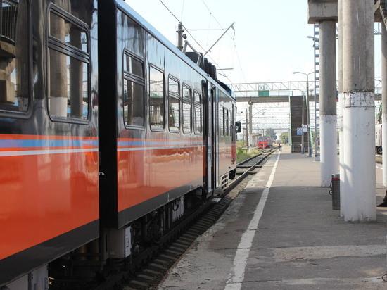 Между Курском и Лукашевкой с 1 сентября начали курсировать рельсовые автобусы РА-3