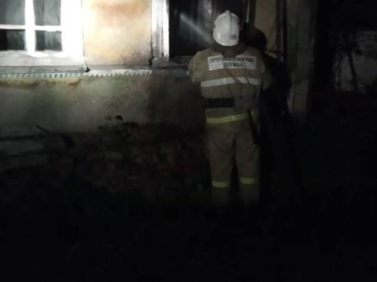 В Курской области непотушенная сигарета могла стать причиной гибели мужчины